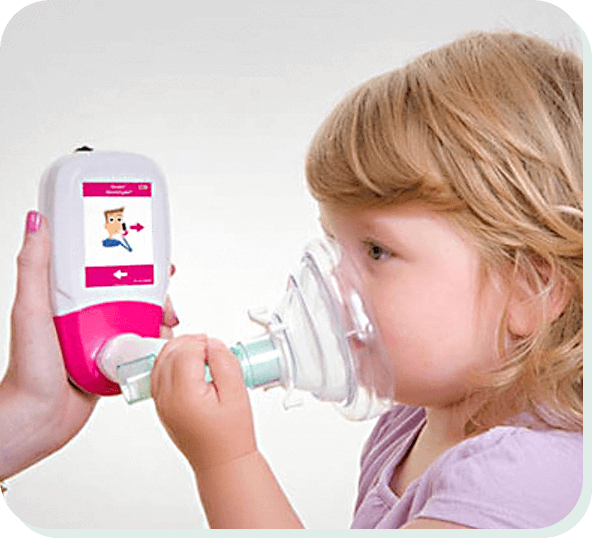 A Hydrogen breath test is used to determine lactose intolerance, small bowel overgrowth, and the presence of Helicobacter Pylori infection