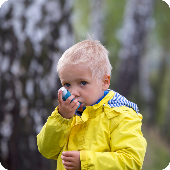 Childhood Asthma Treatment Available at Paediatric Diagnostics in Dorking, Surrey